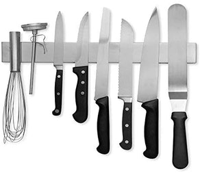 Modern Innovations 16in Stainless Steel Magnetic Knife Bar