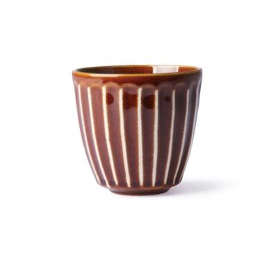 Kyoto Ceramics Striped Mug