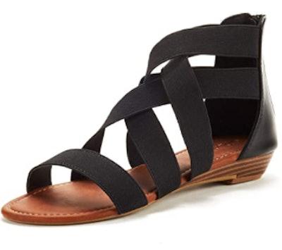 Dream Pairs Elastic Strap Sandals
