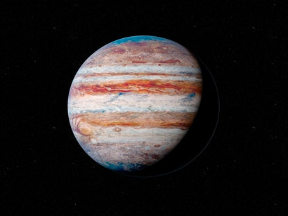 Jupiter during the month of June 2021.