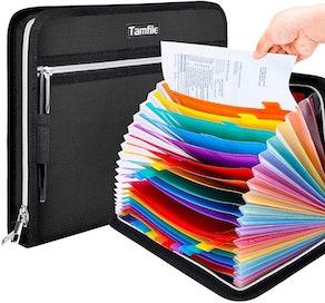 Tamfile Safe Expanding File Folder