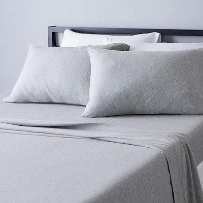 Amazon Basics Cotton Jersey Sheets