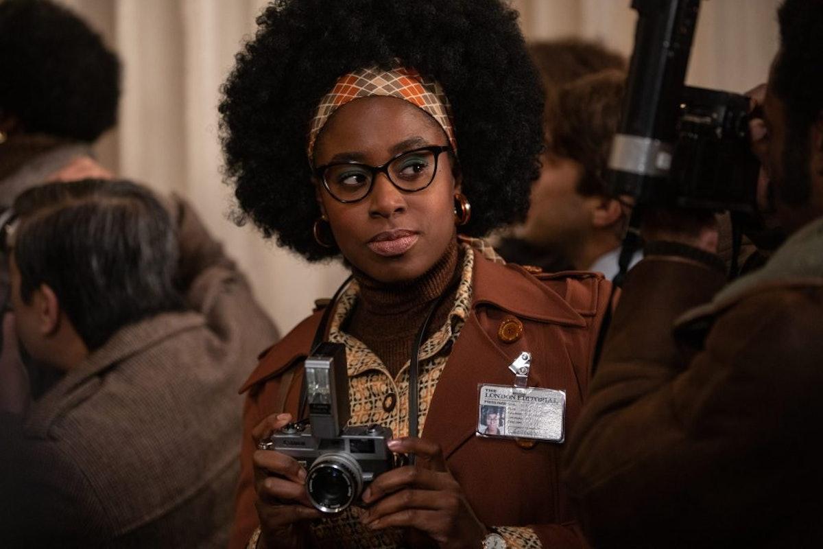 Kirby Howell-Baptiste plays Anita in Disney's 2021 film 'Cruella.'