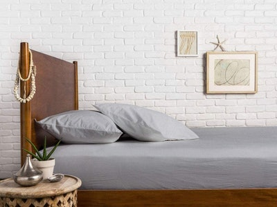 THREAD SPREAD Egyptian Cotton Fitted Sheet