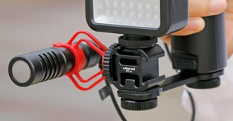 Ulanzi PT-3 Microphone Mount Extension Bar