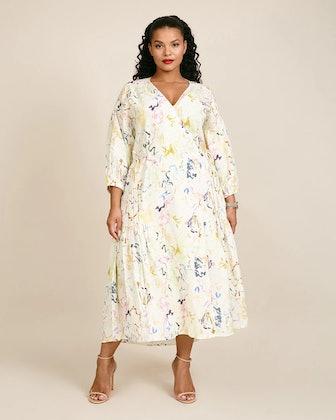 Ile Wrap Dress