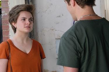 Chiara Aurelia stars as Jeanette Turner in 'Cruel Summer' Episode 8.