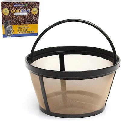 GOLDTONE Reusable Coffee Filter Basket