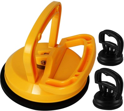 Kaisiking Yellow Suction Cup Dent Puller