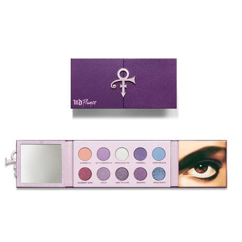 X Prince Let's Go Crazy Eyeshadow Palette