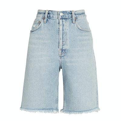 AGolde 90s Pinch Waist Shorts
