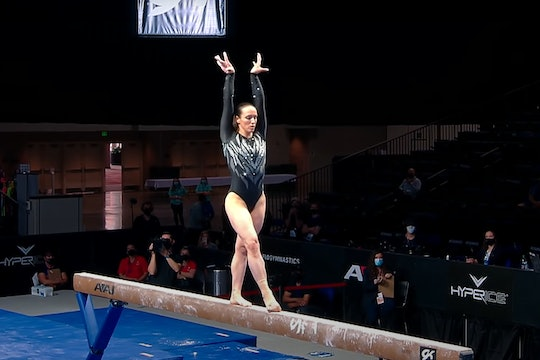 Chellsie Memmel is one of the country's most decorated gymnasts.