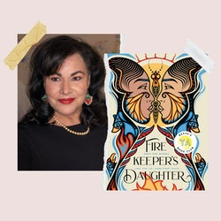 Angeline Boulley is the author of 'Firekeeper's Daughter.'