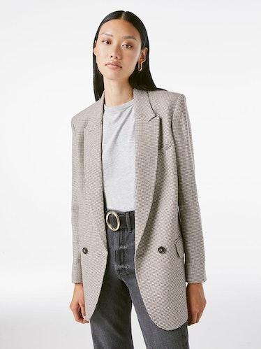 Di Jacket Tawny Multi