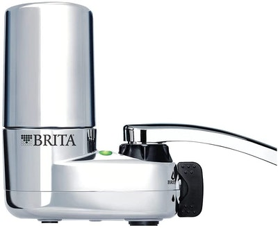 Brita Basic Faucet Water Filter System
