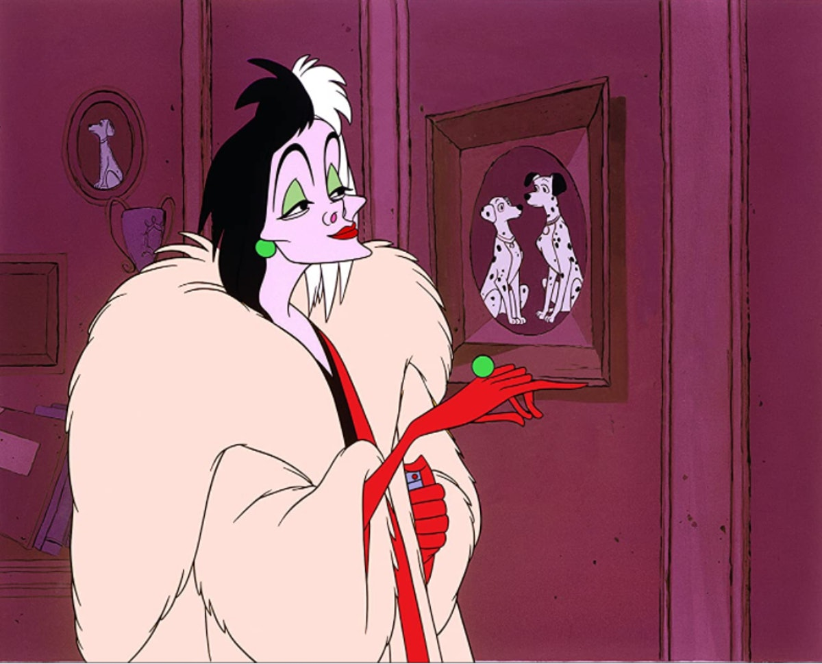 Here's how to order a Cruella De Vil Frappuccino from Starbucks for a Disney-inspired sip.