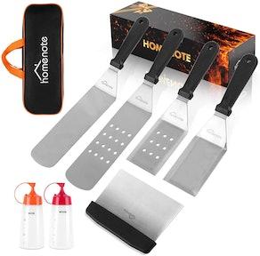 HOMENOTE Griddle Accessories Kit (7-Pieces)