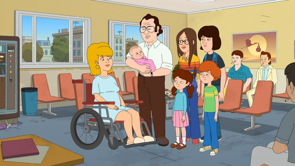 F is for Family will air its fifth and final season later this year.