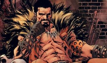 Kraven the Hunter in Marvel Comics