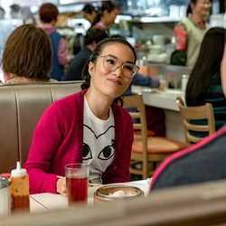 Ali Wong and Randall Park in Always Be My Maybe,  one of many Netflix Original romance movies.