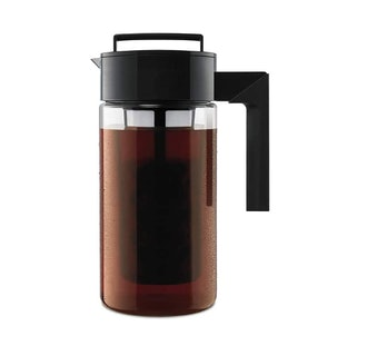 Takeya Patented Deluxe Cold Brew Coffee Maker