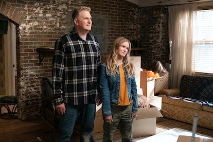 Doug and Elsa reconciled during Season 3 of 'Atypical.' Photo via Netflix