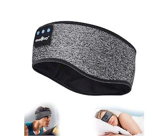 MUSICOZY Sleep Headphones Bluetooth Headband
