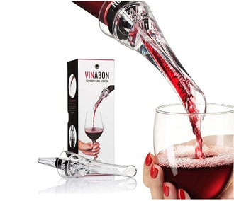 VINABON 2-in-1 Wine Aerator