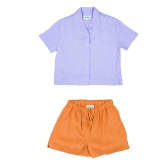 Pyjama Short Set