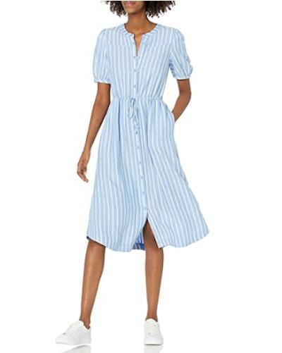 Amazon Essentials A-Line Midi Dress