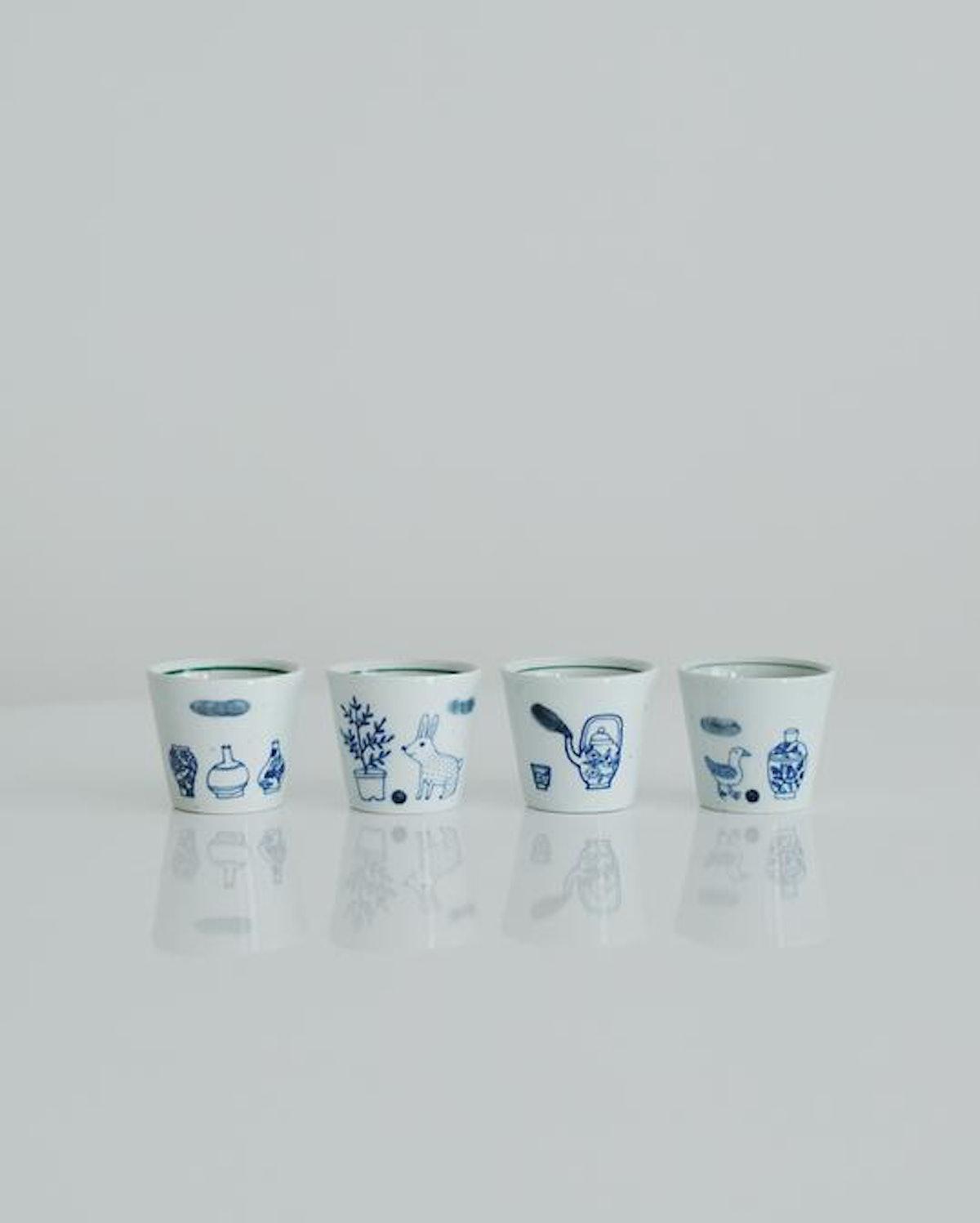Kobaekja(고백자) Soju / Tea Cup