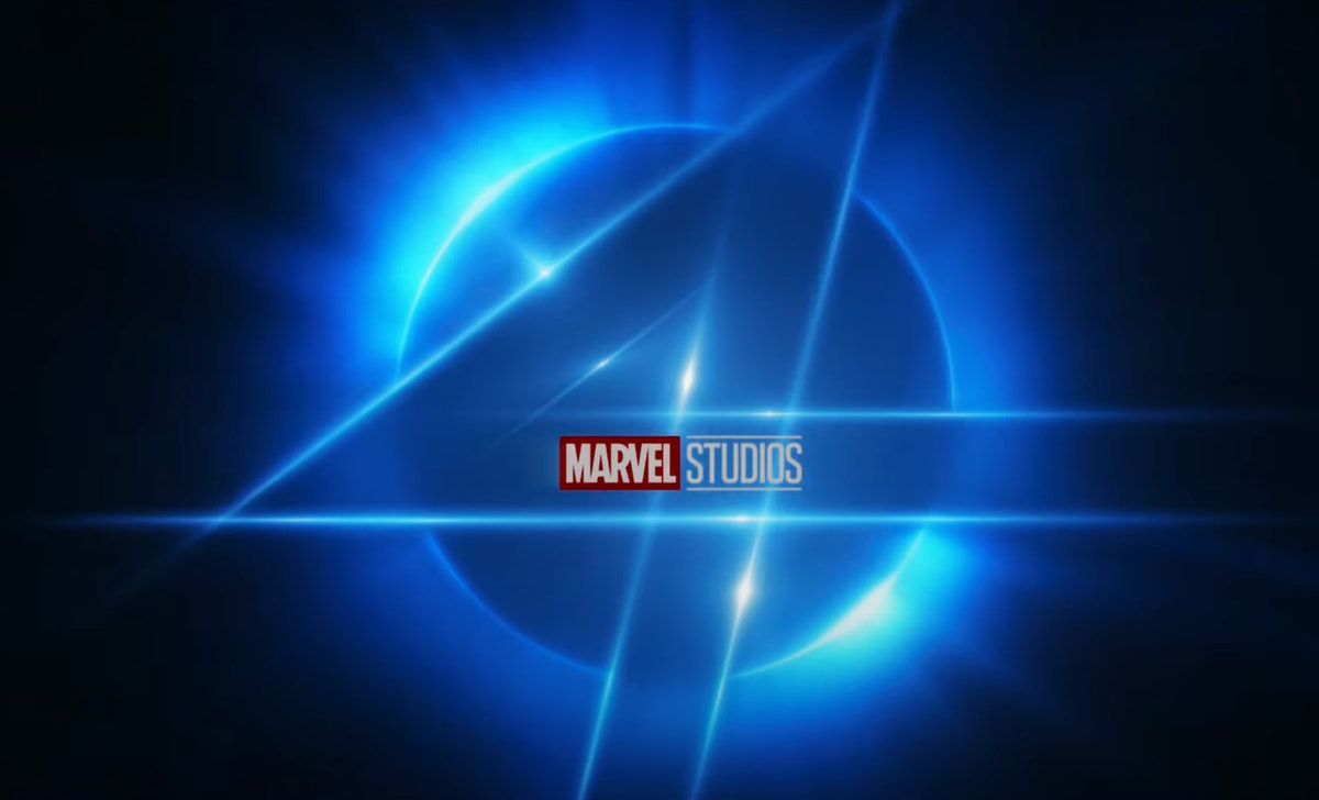 """Marvel teased a """"Fantastic 4' movie by putting the team's logo at the end of a Phase 4 trailer."""