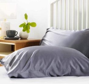 Bedsure Bamboo Pillow Cases (Set of 2)