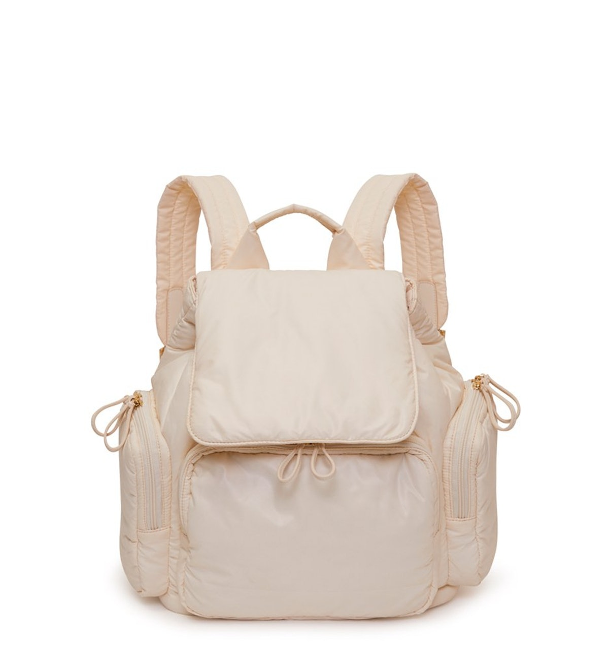 Cirrus Small Backpack in Buttermilk