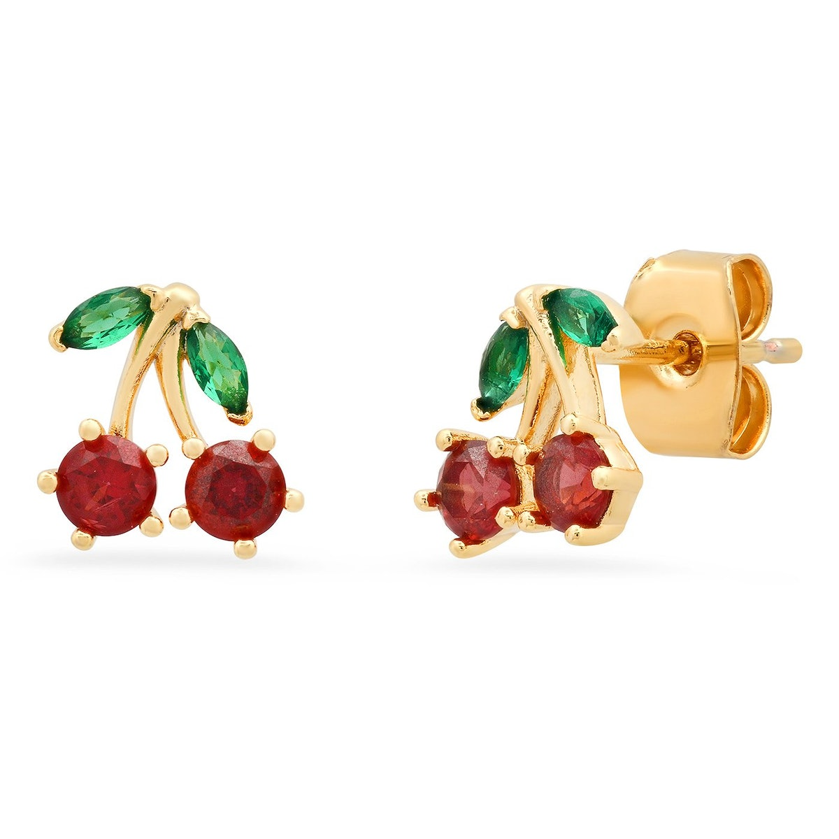 Cherry Stud Earrings