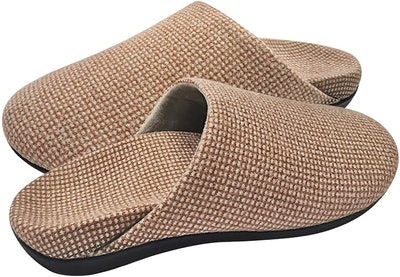V.Step Slippers With Arch Support