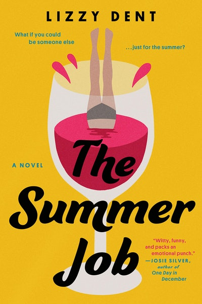 'The Summer Job' by Lizzy Dent