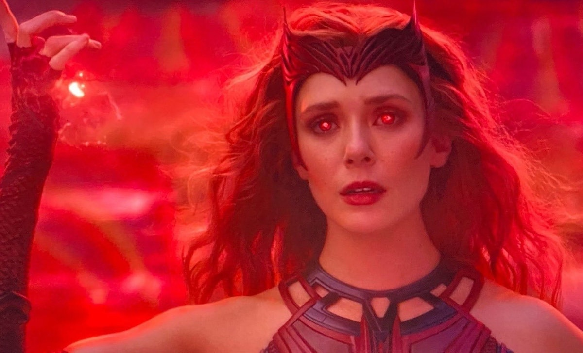 Elizabeth Olsen's Scarlet Witch will follow up 'WandaVision' with a role in 'Doctor Strange in the M...