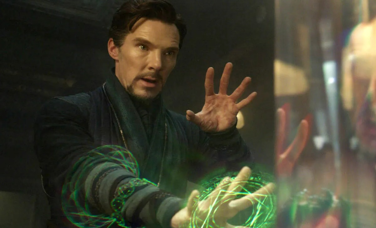 'Doctor Strange in the Multiverse of Madness' has a release date of March 25, 2022.
