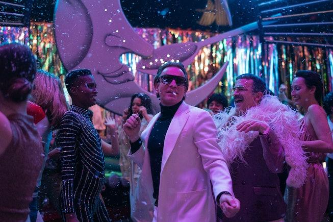 """Halston"" on Netflix starring Ewan McGregor"