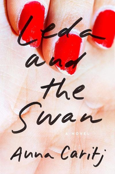 'Leda and the Swan' by Anna Caritj