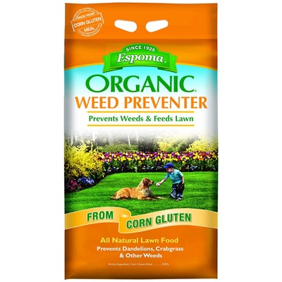 Espoma Weed Preventer Plus Lawn Food