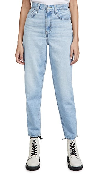 High Loose Taper Jeans