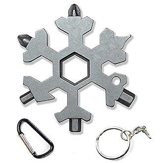 EySHp 19-In-1 Snowflake Multi Tool