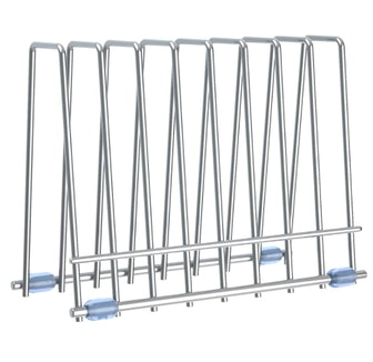 IDEATECH Drying Rack for Storage Bags