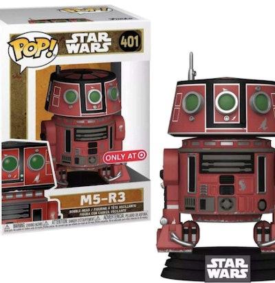 POP! Star Wars Galaxy's M5-R3