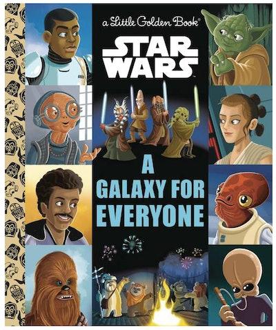 'Star Wars: A Galaxy for Everyone'