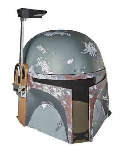The Black Series Boba Fett Premium Electronic Helmet