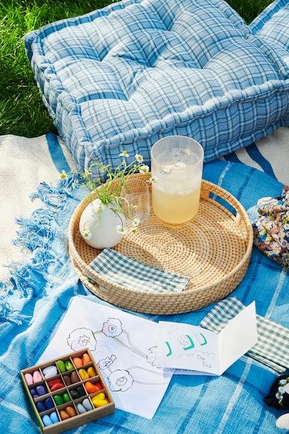 summer picnic west elm heather taylor home