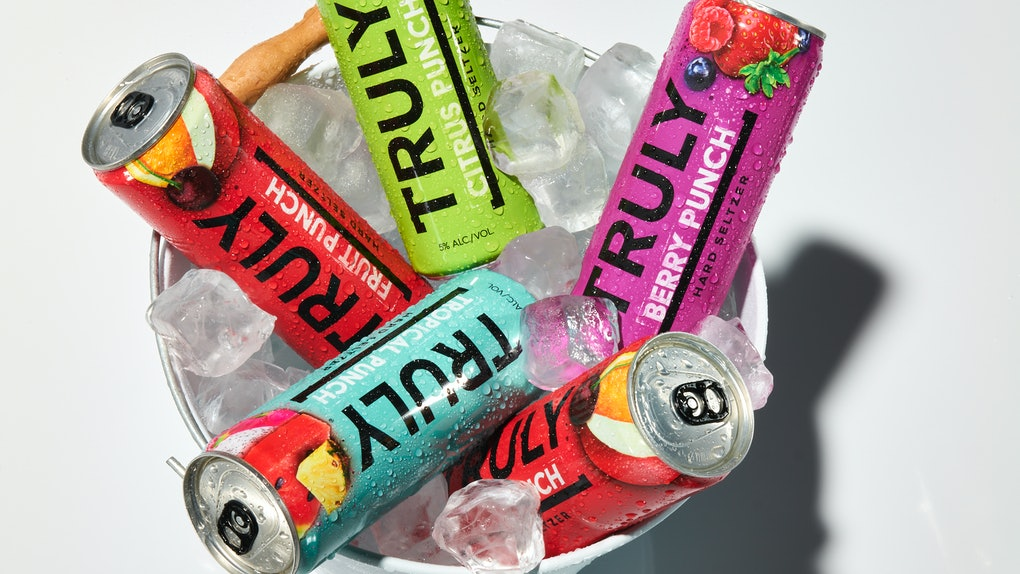 These Truly Punch Hard Seltzer flavors will have you nostalgic AF.